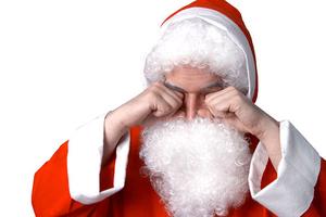Crying_santa